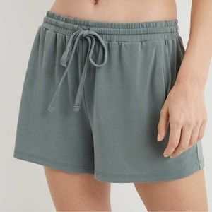 aerie Softest Short In Olive Green 